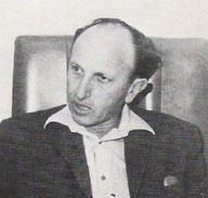Mossad-chef Zwi Zamir