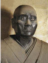 証智尼坐像。常総市・報恩寺蔵