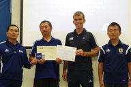 2007年度卒業 大川 猛先輩