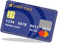 クレジットカードでのお支払い対応