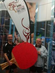 Teilnehmer bei der Senioren WM in Neuseeland