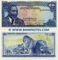 Kenyan Shillings-Kenya Consigli