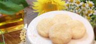 徳島県産ゆず米粉クッキー