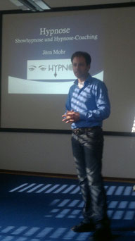 Hypnose-Coach Jörn Mohr