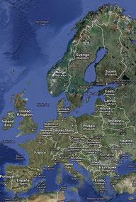 Eredet: Google Maps