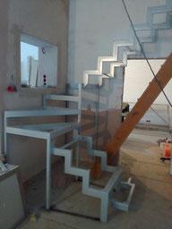 Лестница на второй этаж в дом Тюмень купить