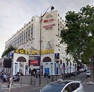 Le Gaumont-Palace transformé en Castorama