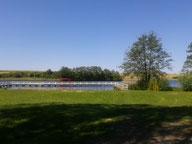 Badestelle Tüzer See