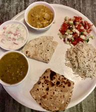 thali set india