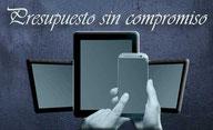 Presupuesto online para reparación de móviles sin compromiso.