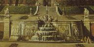 Schloss Hof Grosse Kaskade, Brunnen
