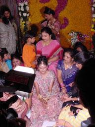 インドの花嫁
