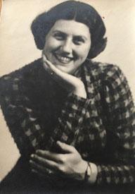 Fanny Kamm  geb. 16.7.1912 in Fulda