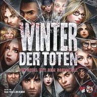 gute Horror-Brettspiele: Winter der Toten