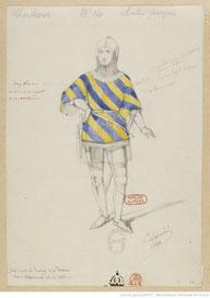 Jean de Roucy, tué à Azincourt.Gallica