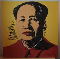Mao Zedong von Andy Warhol