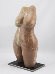 Die Stolze Alabaster Skulptur Torso