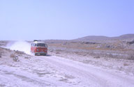 Mit VW-Bulli in der Türkei