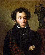А.С.Пушкин  (род. 06.04.1799 – умер 10.12.1837)