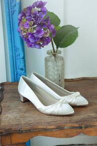 Brautschuhe einfärben Elsa Coloured Shoes