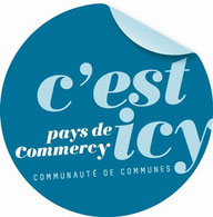 logo office de tourisme de Commercy