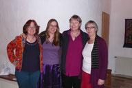 Referentinnen und Orga-Team