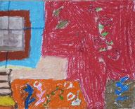Travaux des CP - Ateliers artistiques pour enfants de Catherine Berthelot - catherineberthelot.com