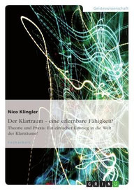 Der Klartraum (Nico Klingler)