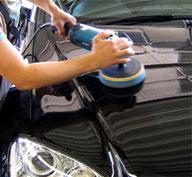 Professionelle Autoaufbereitung