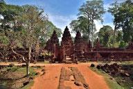 Tempel von Banteay Srei