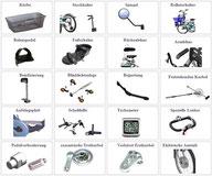 Dreirad für Kinder: Merkmale und Ausstattung