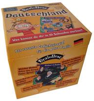 Brainbox Deutschland Spiele DaF A1 A2 B1 B2 C1 C2