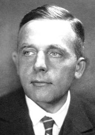 Otto Warburg, prix Nobel de médecine en 1931. © Nobelprize.org