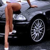 Sexy Bike & Car Wash