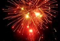 Musikfeuerwerk mit Yang Dragon Fireworks