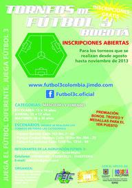 AFICHE OFICIAL TORNEOS FUTBOL 3
