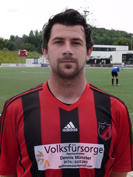 Christian Rödel erzielte das 2:0.