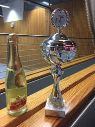 Männer 1 holen Turniersieg in Grafenau