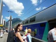 TGV予約