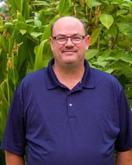 Rev. Colin Kerr-Cartpenter, Pastor