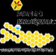 Logo Imkerei Marquart Honig vom Bodensee