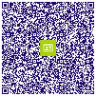 QR-Code Praxisadresse für Smartphones: Einfach abfotografieren und speichern