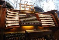 Console principale de cinq instruments
