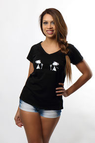 mymonic.com My Monic #camisetas #tshirts #camisetasconswarovski  #moda #mujer #swarovski #camisetaspersonalizadas #barcelona  #eventos #camisetasfiesta #camisetaseventos #camisetasdemujer  #camisetasdemangacorta #tiendaonline #glamour #style #shopping #re