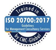 Zertifizierung ISO 20700