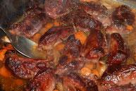 Schwein,Porco,Pig,Backe,Bochesa,Cheek,Fleisch,Carve,Meat,Algarve,Portugal