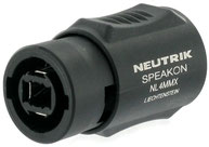 Neutrik Speakon Adapter