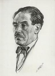 Jacques Thibaud  violoniste 1929