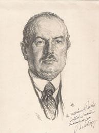 Balthazard V.  professeur medecine 1930