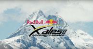 "Accès rubrique "" X-Alps"""